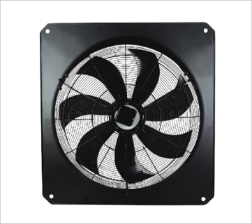 Ac axial flow fan Φ 710